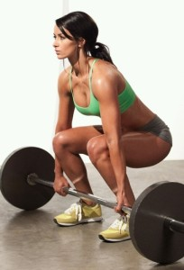 Weights will change your body!