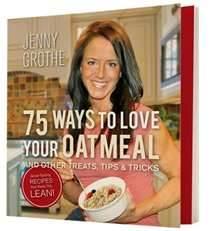 I love oatmeal cookbook!