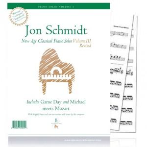 Jon Schmidt piano book