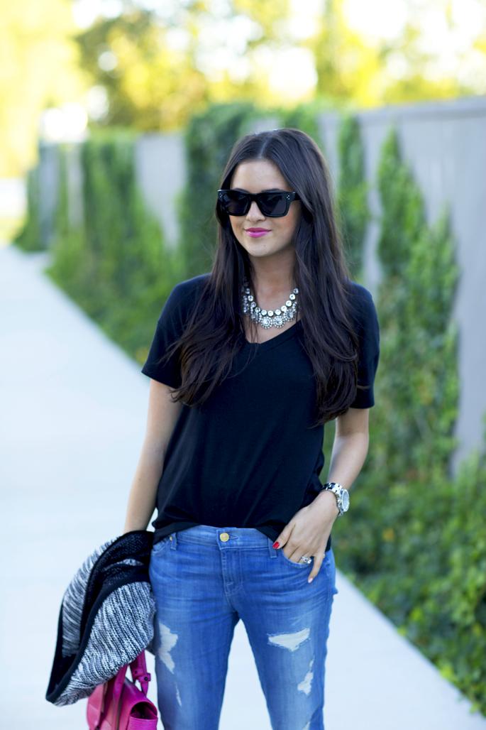celine hand bag - celine-black-sunglasses | hollsfitlife