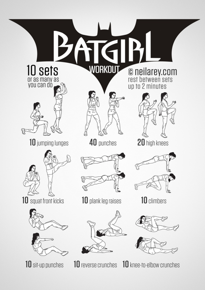 batgirl-workout