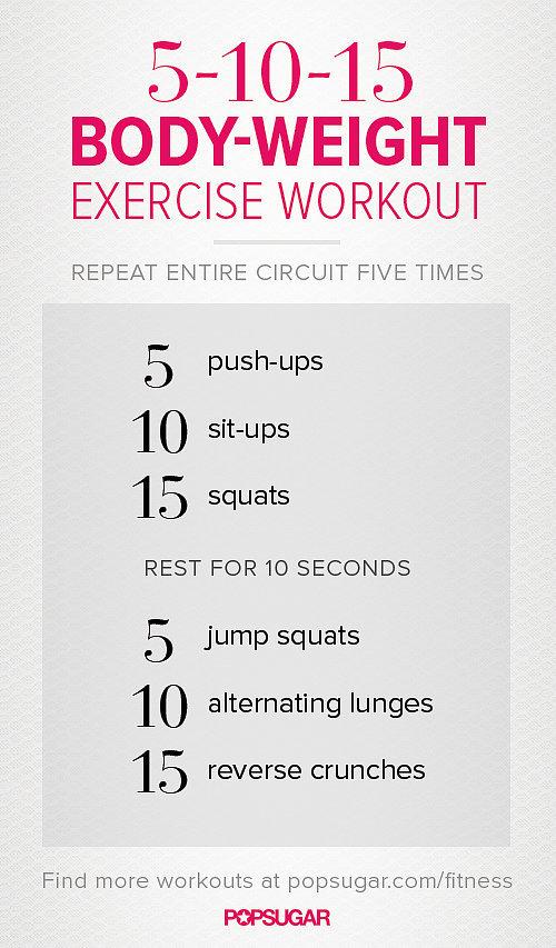 5-10-15-Workout