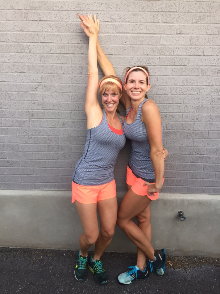 Crazy Fitness Friends!